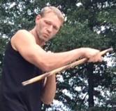 Mirko Rudel Wing Chun Meister Escrima Dan